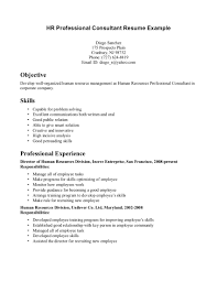 Financial Advisor Resume Samples by Digital Marketing Consultant Resume Virtren Com