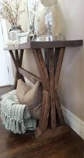 entry way table skinny entry tables rustic farmhouse entryway table by on long thin