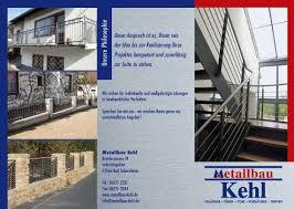 Real Bad Sobernheim Metallbau Kehl Aus Bad Sobernheim Partner Für Treppen Geländer