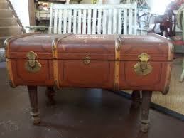 Suitcase Coffee Table Upcycled Suitcases Vintage Suitcases Trunk Coffee Tables And