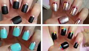 nail designs easy step by step