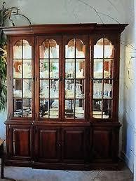 lexington furniture china cabinet furniture timberlake collection on ebay
