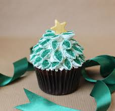 christmas tree cupcake decorating ideas 14 trendy mods com