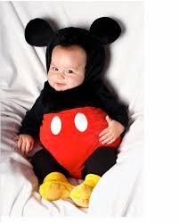 Baby Boxer Costume Halloween Mickey Mouse Costume Perfect Daughter Loves Mickey