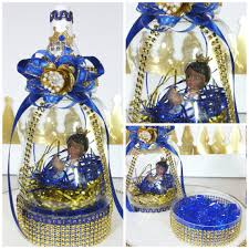 baby shower decorations for boys royal prince baby shower centerpiece candy tray for baby