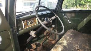 Ford Truck Interior Barn Fresh 1946 Ford Pickup