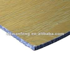 gold foil foam hardwood flooring underlay buy hardwood
