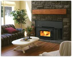 install wood burning stove insert fireplace installing video