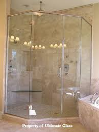 Angled Shower Doors Ultimate Glass Mirror Inc Specializing In Custom Glass Work And