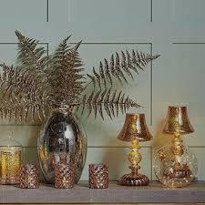 vintage glass table ls vintage qvcuk com