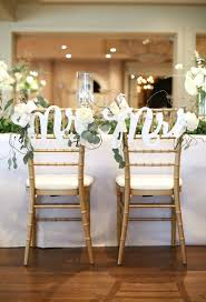 wedding chairs chair signs mr mrs signs for boho chic wedding chairs