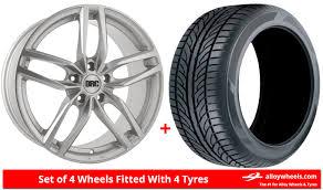 audi drc alloy wheels tyres 18 drc drs for audi s4 b6 03 05 ebay