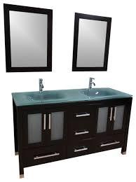 Glass Top Vanities Bathrooms 72