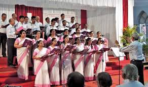 easter choral devotees throng churches for easter the hindu