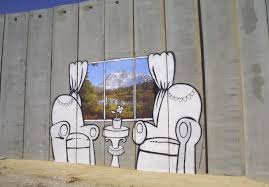 all you need to know about banksy s palestine my ciin when did banksy first come to palestine
