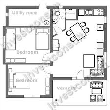 2 Bedroom Modern House Plans by Decor House Plans With Pictures Of Inside Diy Country Home Decor