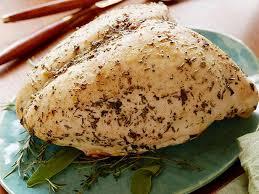 herb roasted turkey breast recipe ellie krieger food network