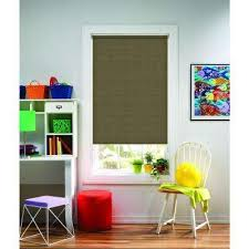 Paper Blinds Home Depot Canada Paper Roller Shades Shades The Home Depot