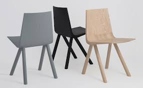 Design Of Wooden Chairs Cresta Solid Wood Shell Chair Design Milk