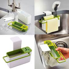 Kitchen Sink Scrubber Holder by Sponge Holder For Sink Target Best Sink Decoration