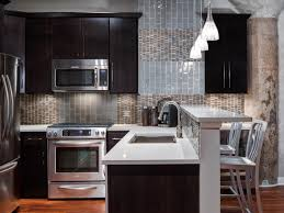 Galley Kitchens With Breakfast Bar Kitchen Cabinets White Cabinets With Granite Pictures Small