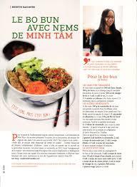 recette de cuisine vietnamienne la kitchenette de miss tâm le goût du recettes et cours