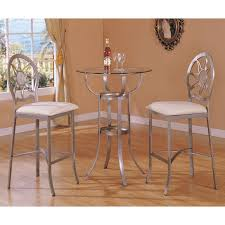 glass pub table and chairs triangular pub table nurani org