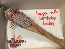 walking dead cake ideas 8 likes 1 comments paffel prettykillercookies on