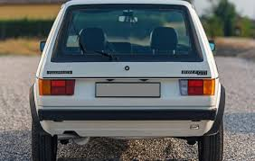 how to identify a 1976 1983 volkswagen golf mk1 gti