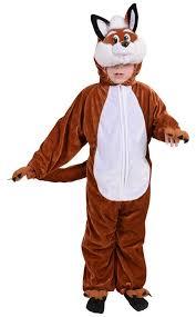 Fantastic Fox Halloween Costume Fantastic Fox Costume 4433 Childrens Fox Costume Childs Fox
