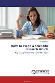 how to write academic papers how to write an academic paper for publication how to write an a research paper a this chapter outlines the logical steps to writing a good research paper to achieve supreme excellence or perfection