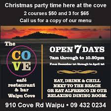 cove cafe comes alive