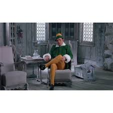 bob newhart u201cpapa elf u201d complete costume from elf