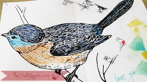 paper quilling birds tutorial quilled bird quilling combing technique tutorial 24 quilling