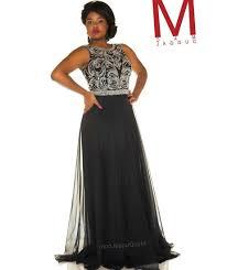 black prom dresses plus size pluslook eu collection