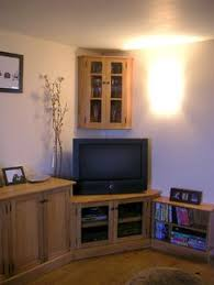 Durban TV Corner Unit TV Stand  Furniture From Wilkinson Plus - Corner cabinets for plasma tv