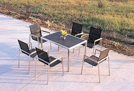 steel patio furniture rust steel patio furniture best color