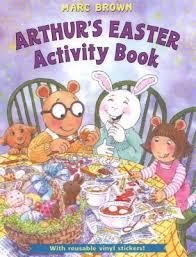 arthur s thanksgiving book marc brown book list fictiondb