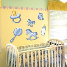 Boy Nursery Wall Decal Baby Boy Wall Decals Set Of 6 Wall Decal World
