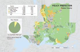 Zip Code Map San Jose by Solano County Policy Protection Map Greenbelt Alliance