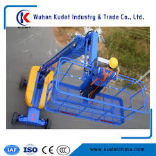 china gtbz32 self propelled telescopic boom lift photos u0026 pictures