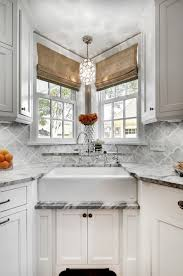 Space Saving Kitchen Sinks by Kitchen Designs With Corner Sinks Corner Kitchen Sink Efficient