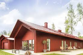 a modern swedish cottage that embodies the scandi dream curbed