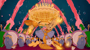 Be Our Guest Disney Wiki FANDOM Powered By Wikia - Beauty and the beast dining room