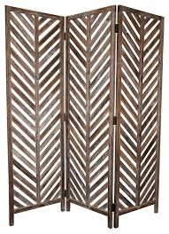 Room Dividers And Privacy Screens - 3 panel eco friendly aloha privacy screen tropical screens and