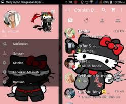 kumpulan bbm mod kitty apk terbaru 2017 download game