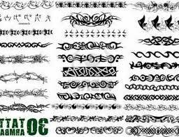 bracelet designs tattoo images Bracelet tattoos for guys caymancode jpg