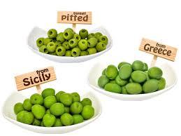 italian olives sweet castelvetrano olives ficacci olive da tavola