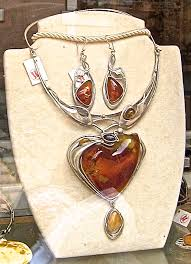 amber earrings necklace images What to buy in poland shopping for amber in gda sk buckettripper jpg