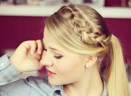Einfache Frisuren by 10 Schnelle Und Einfache Frisuren Starzip